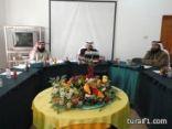 برعاية مدير مكتب التربية والتعليم بمحافظة طريف