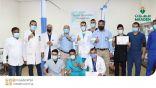بالصور .. شركة معادن تطلق حملة للتبرع بالدم في مدينة وعد الشمال