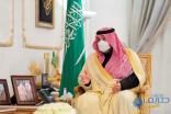 سمو الأمير فيصل بن خالد بن سلطان يستقبل مدير المركز الوطني للأرصاد بالمنطقة الشمالية