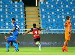 الرائد يقتنص أول انتصار في الدوري .. بعد إسقاط الفتح