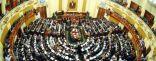 البرلمان المصري يرفض بالإجماع الاعتداء على سفارة المملكة.. ومشرف الصفحة الإلكترونية للجيش: «إلا السعودية»