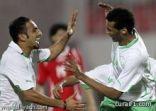 المنتخب السعودي يتغلب على المنتخب البحريني بهدف