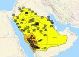 تنبيهات الـ 10 مناطق تكشف ملامح أجواء الثلاثاء الحائرة بين الأمطار والغبار