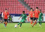 أمام الكوري الجنوبي .. الأخضر الأولمبي يخسر نهائي  كأس آسيا