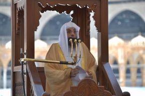 خطيب الحرم المكي: أجلّ نعم الله على عباده أنْ هداهم لهذه الشَّريعة