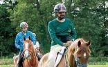 الشيخ محمد بن راشد يفوز ببطولة سباق القدرة للخيول