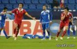خسرت الكويت مباراتها الأولى في نهائيات كأس آسيا لكرة القدم أمام الصين بهدفين مقابل لا شيء