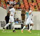 الأهلي يدك حصون الرائد بخماسية ويصعد لوصافة الدوري السعودي