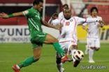 العراق يظفر بـ3 نقاط غاليه من أمام الإمارات في الدقائق الأخيرة من المباراة