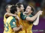 استراليا تسحق اوزبكستان بسداسية وتتأهل لنهائي كأس اسيا لكرة القدم