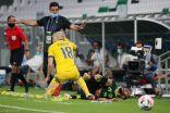 حمدالله يقود النصر إلى ربع النهائي