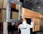 """. """"أكبر قفل في العالم"""" يعرض في جناح مكة بالجنادرية"""
