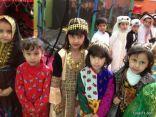 بالصور … احتفالية وداع لاطفال الروضة الاولى بطريف
