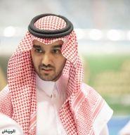وزير الرياضة: 100 ألف ريال لكل لاعب من الفريق الفائز في مواجهة النصر والهلال غداً