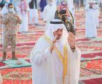 المصلون يؤدون صلاة عيد الأضحى المبارك في مختلف أنحاء المملكة