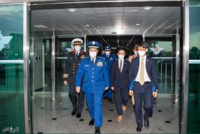 الرويلي يبحث مع نائب وزير الدفاع الكوري سُبل تعزيز التعاون الدفاعي