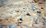 """في محافظة طريف .. """"دوقرة"""" قصر أثري بُني قبل الإسلام"""