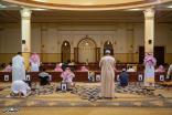 """""""الشؤون الإسلامية"""": لم يغلق أي مسجد في المملكة خلال الـ4 أيام الماضية"""