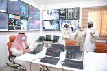 سمو الأمير فيصل بن خالد بن سلطان يتفقد مركز القيادة والتحكم بصحة الحدود الشمالية ويهنئهم بعيد الفطر المبارك
