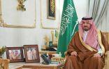 """سمو الأمير فيصل بن خالد بن سلطان يطلق مبادرة """" أملاك"""" بشعار """" منطقة بلا تعديات"""""""