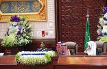 خادم الحرمين الشريفين يفتتح أعمال السنة الرابعة من الدورة السابعة لمجلس الشورى