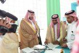 فرع وزارة العمل والتنمية بالحدود الشمالية يشارك في يوم المهنة
