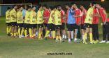 تعادل مجموعة الهلهول وأبناء سليمان صالح الحازمي سلبياً ببطولة نادي الوعد لكرة القدم