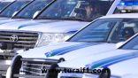 القوات الخاصة لأمن الطرق بالشمالية تطلق الرصد الآلي المتحرك في محافظتي ( رفحاء – طريف)