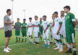 قرعة بطولة غرب آسيا للناشئين لكرة القدم تضع الأخضر في المجموعة الثالثة مع العراق والكويت