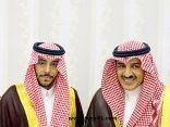 أبناء عبدالعزيز عويد المرجان يزفون ماجد إلى عش الزوجية