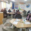 مكتب تعليم طريف ينفذ ورشة عمل عن خطة أعمال الإختبارات بمدرسة أبي ذر الغفاري