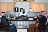 بالصور : لجنة مشاريع بلدي طريف تقف ميدانياً على مشاريع المياه وتوصي بالاجتماع مع إدارتها