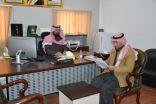 لجنة المشاريع بالمجلس البلدي تقف على أسباب تجمعات المياة بحي الخليج وتباشر أعمال إعادة السفلتة