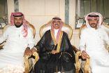 سالم عقيل الرويلي يحتفل بزواج ابنه مشرف