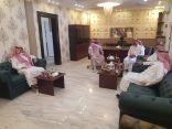 المجلس البلدي بطريف يستقبل مدير فرع وزارة الاسكان بمنطقة الحدود الشمالية