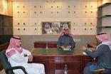 لجنة المشاريع بالمجلس البلدي  لمحافظة طريف تقوم بعمل جولة ميدانية وتستعرض جميع المشاريع القائمة