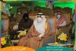بالصور .. الصقر يرعى حفل اليوم الوطني ٩١ بقاعة السلام بمحافظة طريف