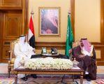 محمد بن زايد: السعودية والإمارات في خندق واحد.. والتحالف أوقف محاولة اختطاف اليمن