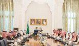 """في أول جلسة يعقدها في """"نيوم"""".. """"الوزراء"""" يوافق على نظام الأحداث"""
