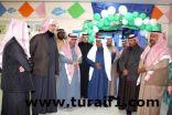 مستشار المدير العام بفتتح معرض التصوير الضوئي والخط العربي